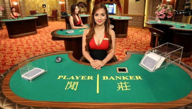 オンラインライブカジノ